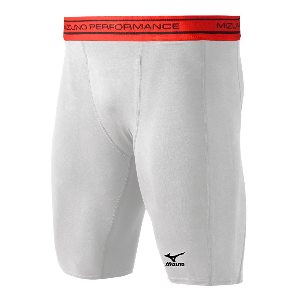 Mizuno Youth Comp Compression Shorts 350537.9090.06.L