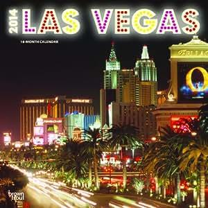 Las Vegas 2014 Wall Calendar