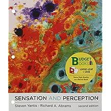 Loose-Leaf Version for Sensation and Perception