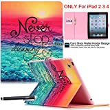 Best Apple Friend Ipad Cases - iPad Case, iPad 2 3 4 Case, Newshine Review