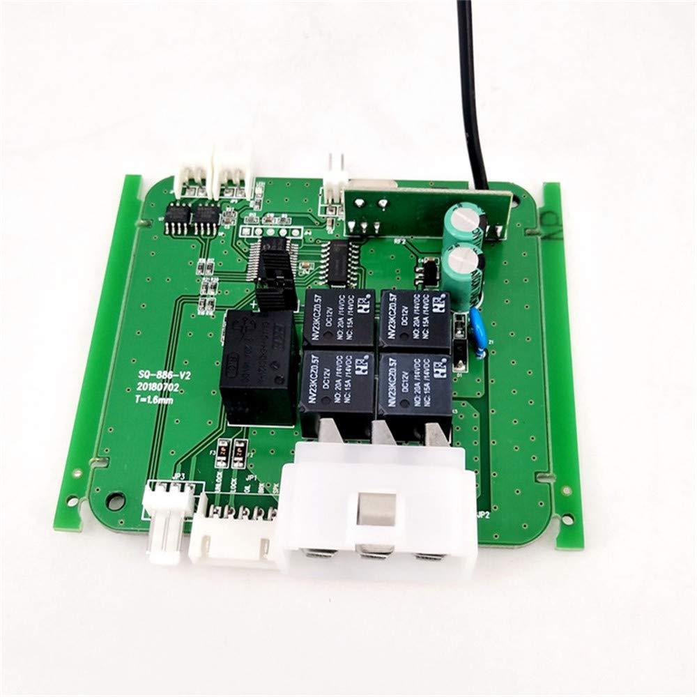 GZLMMY - Sistema de Alarma de Arranque a Distancia con botón ...