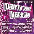 Party Tyme Karaoke - Show Tunes 2 (16-song CD+G)