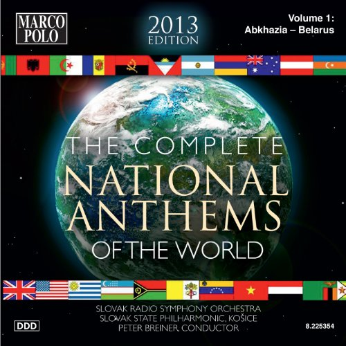 ... The Complete National Anthems .