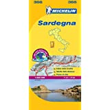 Sardegna Michelin Local Map 366 (Michelin Regional Maps)