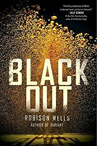 Blackout by Robison Wells (2014-08-26)