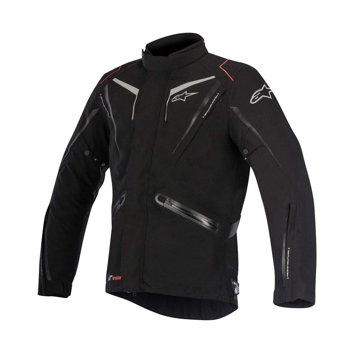 Medium Alpinestars Yokohama Drystar Jacket Black