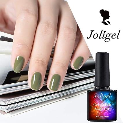 Joligel Gel Nail Polish Semipermanent Uv Led Gel Polish For