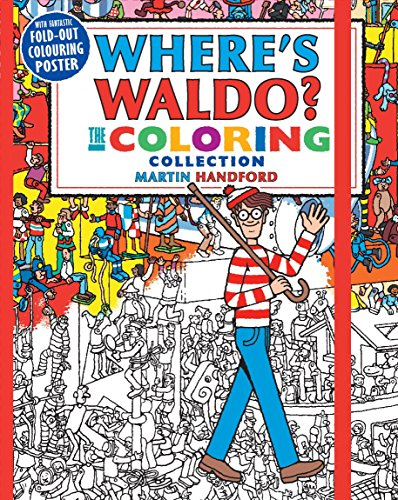 Where's Waldo? The Coloring Collection for $<!--$5.65-->