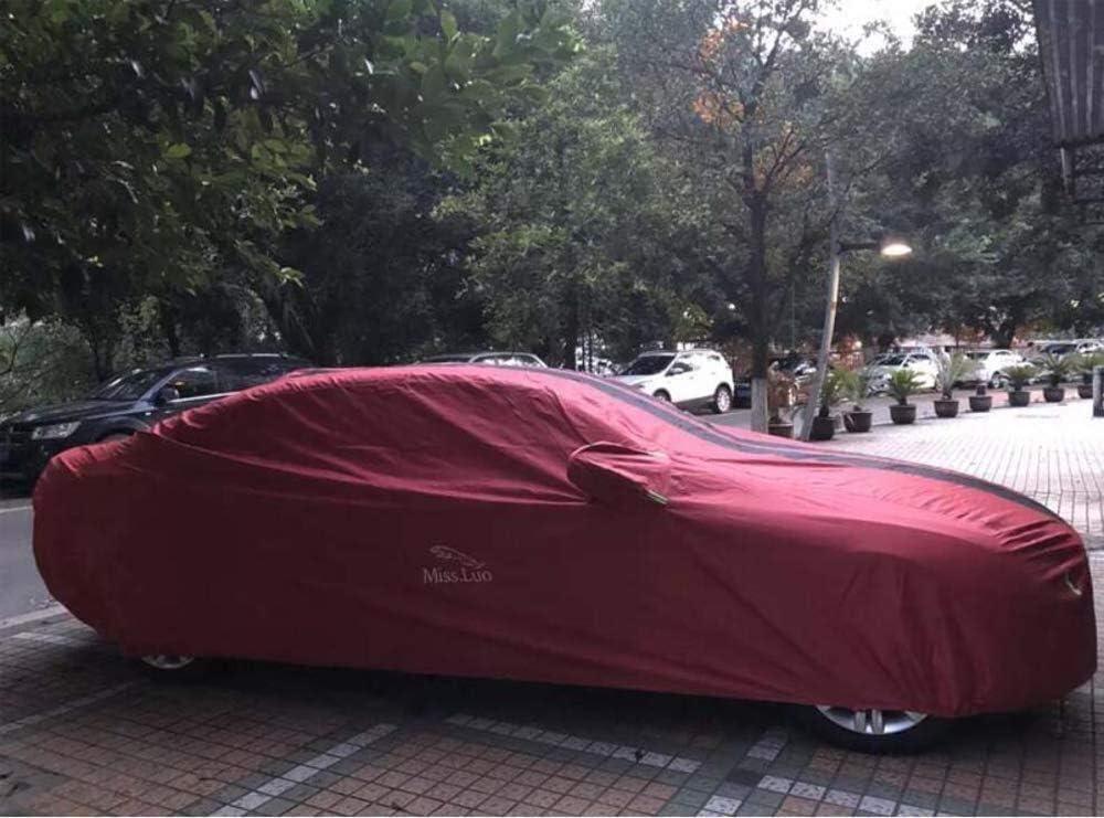 Je LAPCE XF E Pace Color : Red, Size : EPACE XE V/êtements Type F F Pace HTDZDX Car Dust Cover//Voiture Couverture Compatible avec La S/érie Jaguar XJ XK