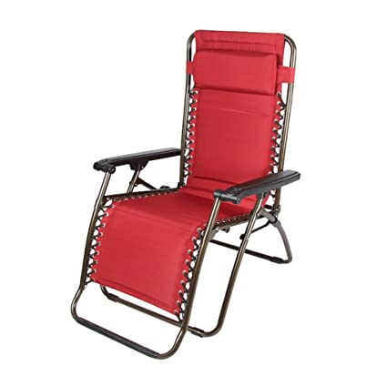 Amazon.com: CGF-Lounge Sillas plegables reclinables silla ...