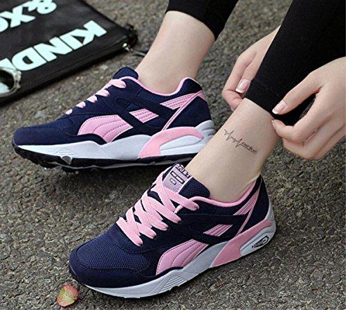 sports netto da donna da donna scarpe Women's sportive 35 shoes corsa scarpe viaggio da nbsp; casual traspirante da misura dvx8qp1w