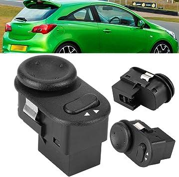 Akozon Rückspiegel Schalter Auto Seitenspiegel Rückspiegel Schalter Bedienknopf Für 9226861 Einstellen Auto
