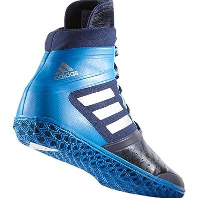 ea45b2e1d1f  アディダス  adidas Mens Impact Wrestling Shoes(Navy Blue) アディダスレスリングシューズ