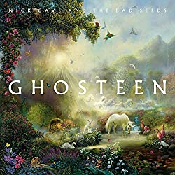 Two CDs. 2019 release. Ghosteen is the seventeenth studio album from Nick Cave and The Bad Seeds, following 2016's Skeleton Tree. The album was recorded in 2018 and early 2019 at Woodshed in Malibu, Nightbird in Los Angeles, Retreat in Brighton and C...
