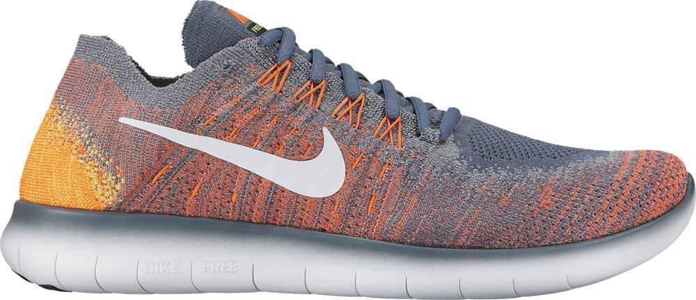 Nike Pánské Free RN Flyknit 2017 Běžecké boty Šedá 55% OFF X03963