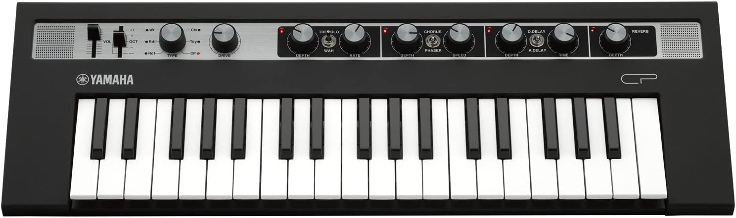 Teclado sintetizador profesional Yamaha reface CP: Amazon.es ...