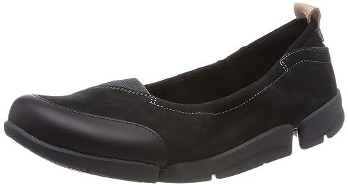 Clarks Tri Adapt, Ballerines Femme: : Chaussures et