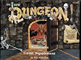 The New Dungeon! - Miniatures and Game Supplement By Ral Partha - 10-509