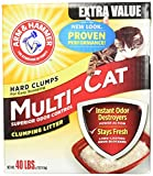 Arm & Hammer Multi-Cat Litter  40 Lbs