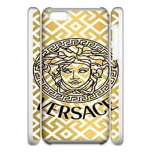 iPhone 5c 3D Phone Case Versace Logo Case Cover UI8U906441