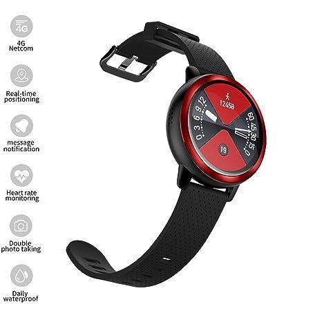 E-kinds Smartwatch clásico, rastreador de Actividad física y ...