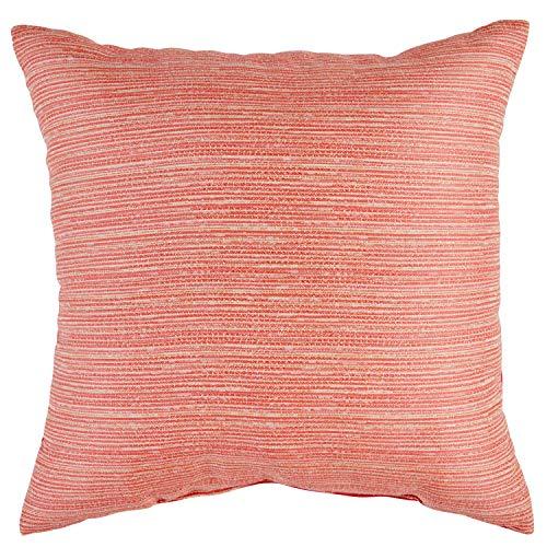 Rivet Contemporary Outdoor Throw Pillow, 20