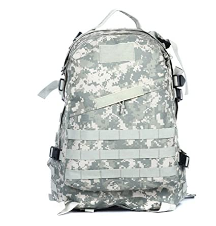 Amazon.com: Hanxue Daypack Tactical Backpack 3P Attack Backpack ...