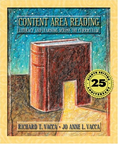 Content Area Reading: Literacy and Learning Across the Curriculum, MyLabSchool Edition (8th Edition)
