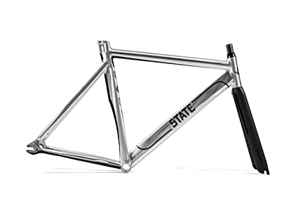 Amazon.com : State Bicycle The Undefeated 2.0 7005 Aluminum Fixed ...