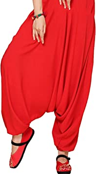 Andux Zone Harem Baggy Aladin Hippy Yoga Pantalones ...
