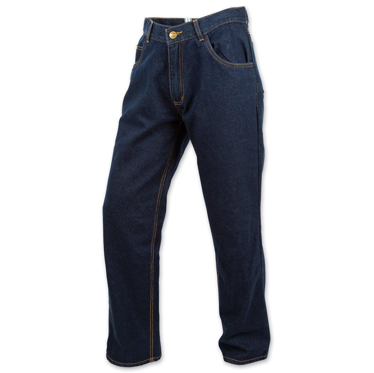 Black, Size 42 ScorpionExo Covert Jeans Mens Reinforced Motorcycle Pants