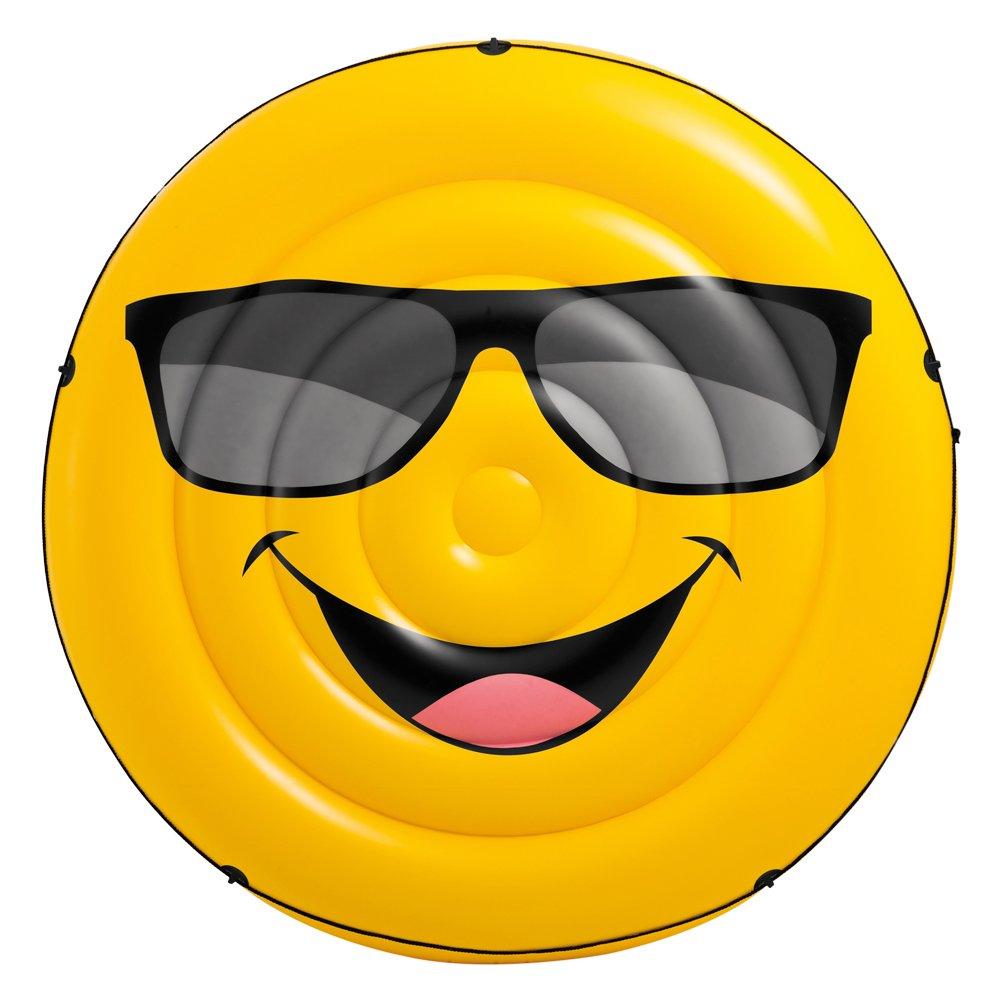 Colchoneta hinchable emoji