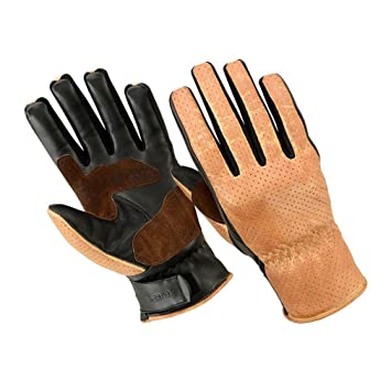 fc6230c9f9cc5d Original Driver Handschuhe Leder canicul, braun, Größe S: Amazon.de: Auto
