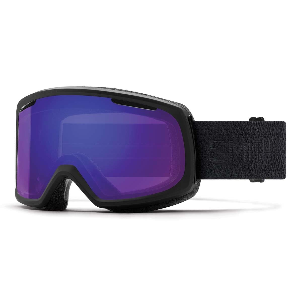 9f394ec11f8 Amazon.com   Smith Optics Riot Goggle - Women s Black Firebird Frame ChromaPop  Sun Platinum Mirror Yellow   Sports   Outdoors