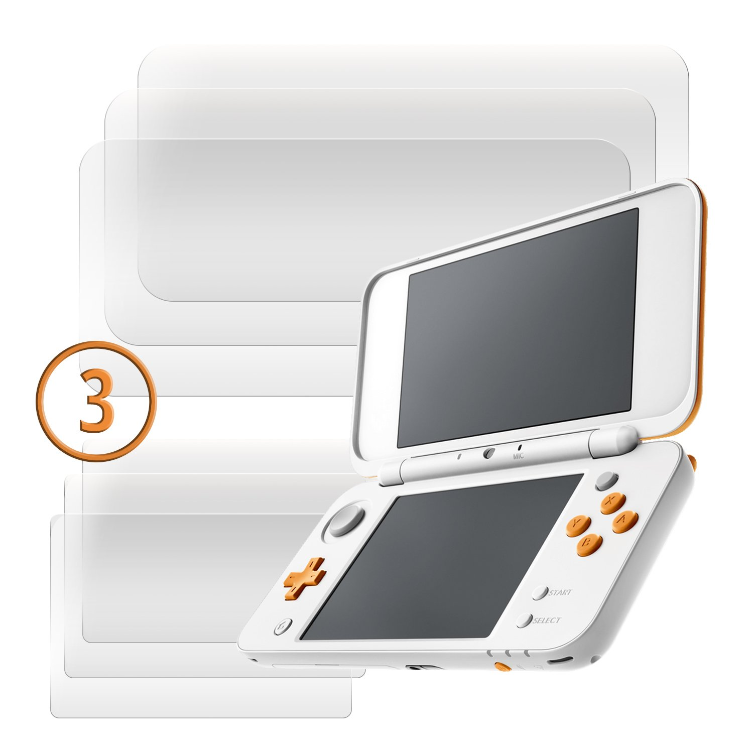 Amazon.com: Orzly Ultimate Starter Pack para 2DS XL ...