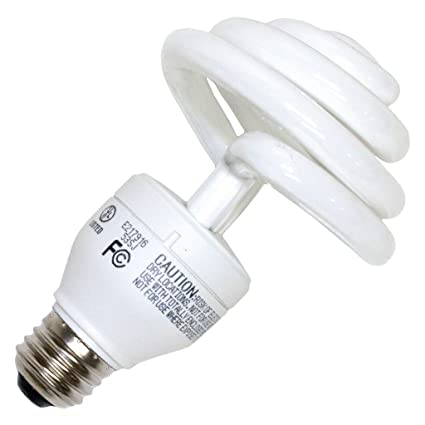 Long Star 30W 120V Bright White Mushroom Style CFL Bulb - - Amazon.com