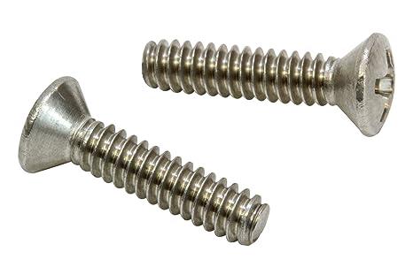 """Brass Machine Screw Slot Round 8-32 x 3//8/"""" 100pcs"""