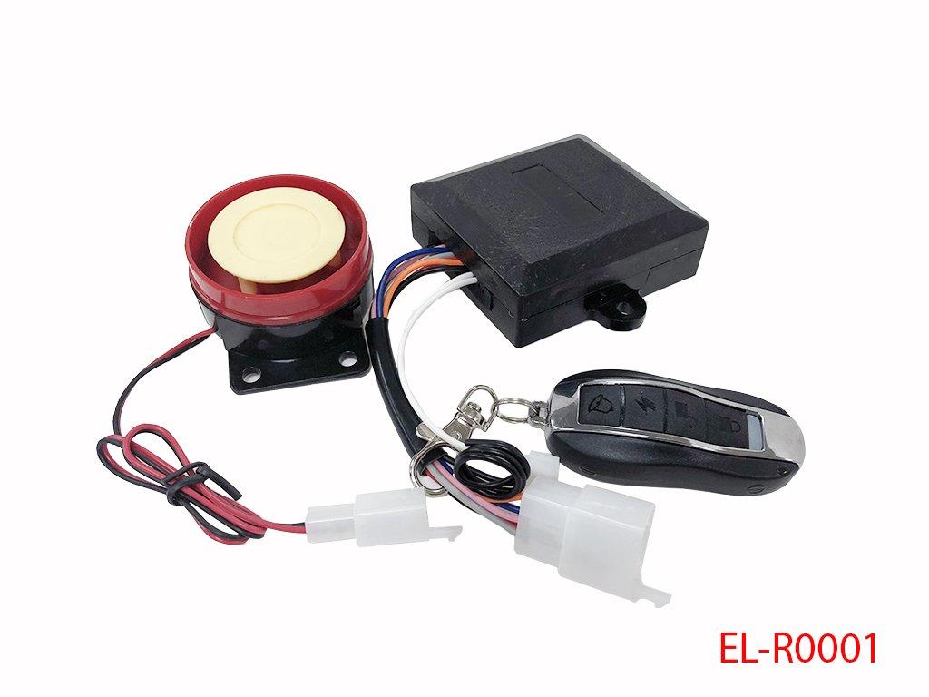 Universal Remote Control Alarm Kill Start Switch For Chinese Atv Wiring Diagrams 50cc 70cc 90cc 110cc 125cc 135cc 150cc 250cc Scooter Dirt Bike Taotao Sunl Nst