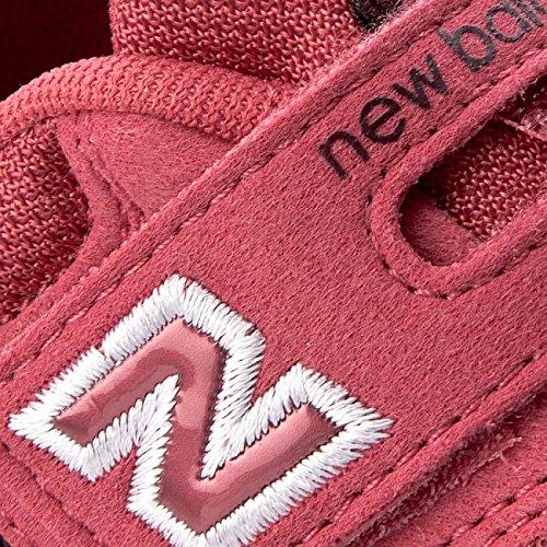 Medium New Zapatillas Balance Burgundy Para Niña qSTUwYS