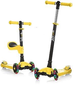 Lascoota Kick Scooter for Kids