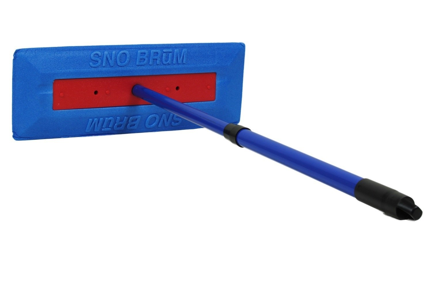 """Wet Snow from Your Car // SUV // Truck Without Scratching the Paint SnoBrum The Original Snow Remover Brush // Tool for Vehicles 47/"""" Extendable Telescoping Handle Push-Broom Design Remove Heavy"""