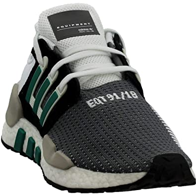finest selection 41f76 19a57 adidas Equipment Support 91 18 Mens Core Black Clear Granite Sub Green,