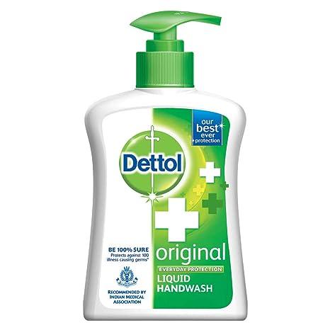 Dettol Original Liquid Hand Wash - 200 ml: Amazon.in: Health