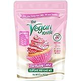 The Vegan Knife Gluten Free & Vegan Cupcake and Cake Mix Birthday Cake Flavor