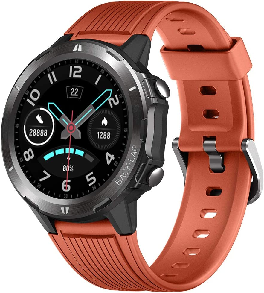 LATEC Smartwatch, Reloj Inteligente con 1.3