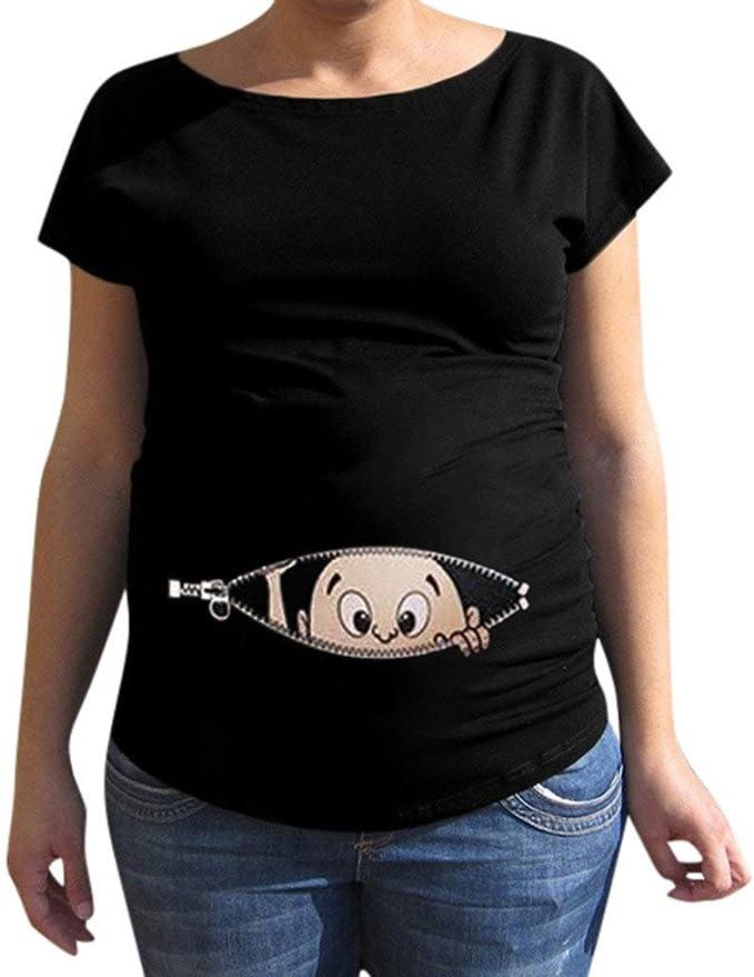 t-shirt femme enceinte humour