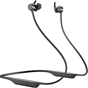 Bowers & Wilkins FP41238 PI4 Noise Cancelling Wireless In-Ear Headphones, Small - Black