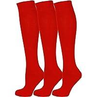 Mysocks 3 pares de calcetines hasta la rodilla niños