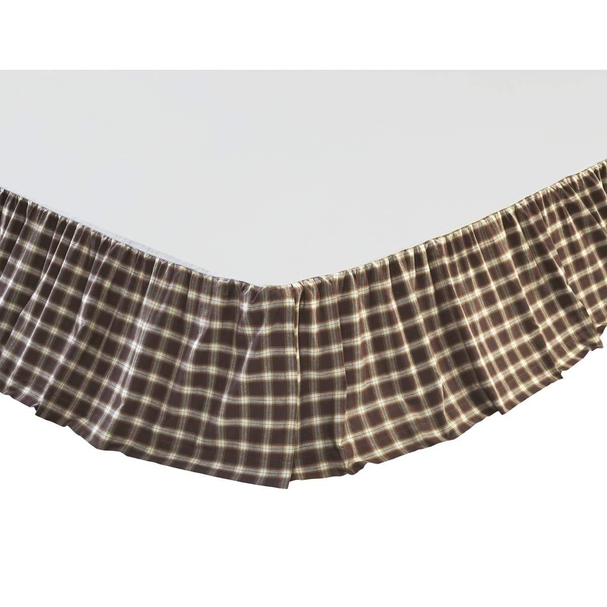 VHCブランドRoryベッドスカート、キング B073RV6RR5