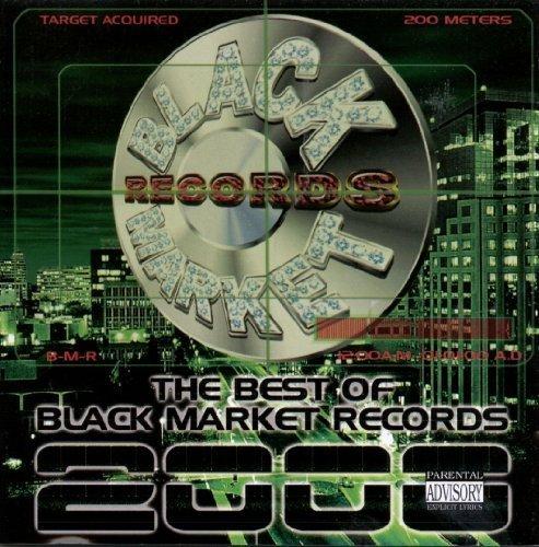 BMR 2000 by Best of Black Market (2000-05-16)